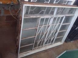 Título do anúncio: 2 janelas de ferro bom estado
