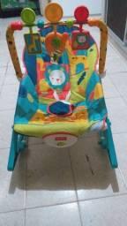 Título do anúncio: Cadeira balanço baby fisher price