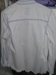 Jaqueta jeans novinha