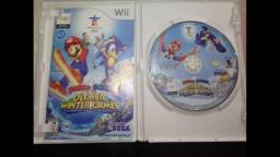 Mario Sonic Olympic Winter Games Completo Nintendo Wii R$96