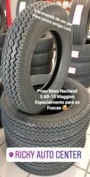 Pneu Novo 15 5.60-15 5 60 Maggion Original VW Fusca Convencional Promoçao