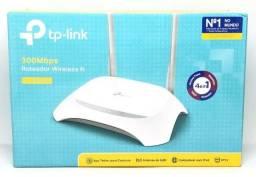 Roteador Wireless Tp-link Tl-wr849n 300mbps Original Novo na Caixa