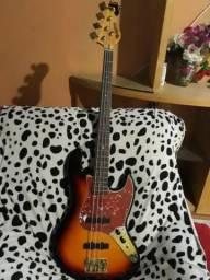 Contrabaixo dolphin jazz bass