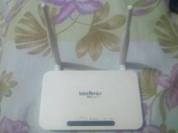 Roteador wireless veloz Intelbras