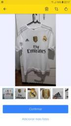 Camisa Real Madrid Original