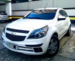 Chevrolet Agile 1.4 LTZ 2013 C/ GNV - apenas 77.000 km rodados - 2013