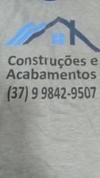 Construcoes e acabamentos