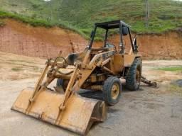 Retroescavadeira Case 580 H 1990