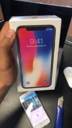 Iphone X 64gb Novinho!