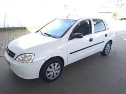 Corsa sedan com ar condicionado gnv - 2004