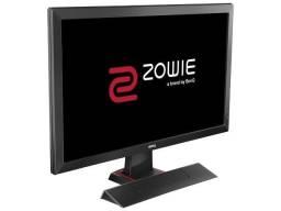 """Monitor 24"""" LCD-Benq-Full HD-Widescreen-VGA-HDMI-DVI-RL2455"""