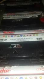 Baterias Heliar e Tudor