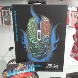 Mouse Game USB a partir R$:36,50