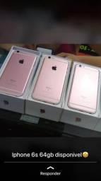IPhone 6S 64 gigas de vitrine zeros