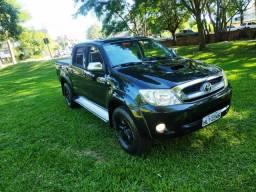 Toyota Hilux srv automática, perfeita! 80 mil km 2010 - 2010