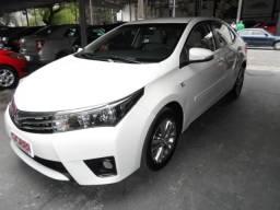 Toyota / Corolla 2.0 Altis 16V Flex 2015 Branco Perolizado - 2015
