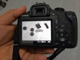 Canon T6 vendo