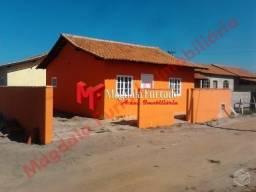 BragaCod.: 2226 casa 2 quartos e Com Ótimo Acabamento, em Unamar.