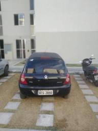 Clio 2010 com ar condicionado Gelando - 2010