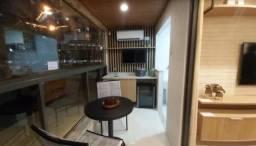 Apartamento 2 quartos com suíte, varanda gourmet, em Barra Bonita no Recreio