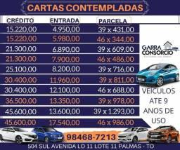Cartas de Crédito Contempladas - 2014