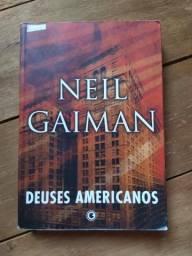 Deuses Americanos. Neil Gaiman