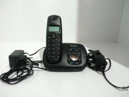 Telefone fixo novo em ótimo estado