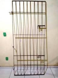 Portão e Grades de Ferro (Valores Individuais)