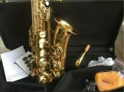 Sax alto yamaha- 62 (novo)