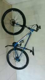 Bicicleta Profissional com acessórios