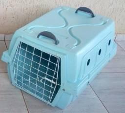 Caixa de transporte com rodinhas para cães e gatos com rodinhas