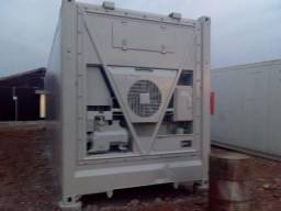 Container Reefer para Congelamento e Resfriamento