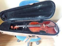 Vendo viola artesanal construida por Mauro Calisto em 1995