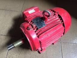 Motor Elétrico WEG 7,5 CV 2 polos 3500 RPM Trifásico