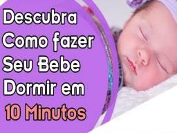Como Fazer Seu Bebe Dormir Em 10 Minutos