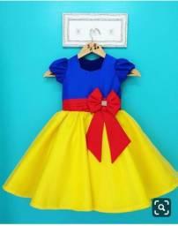 Fazemos vestidos infantil para aniversario