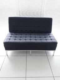 Sofa de couro ecológico
