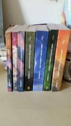 Livros coleção Harry Potter