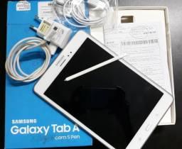 "Tablet Samsung Galaxy Tab A com S Pen P355M 16GB Wi-Fi 4G Tela 8"" Android 5.0 Quad-Core"