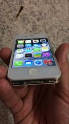 IPhone 4s branco impecável
