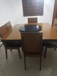 Mesa,cadeiras,buffet