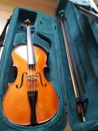 Viola artesanal