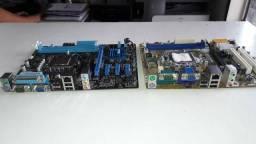 Placa mae e processador intel 1155