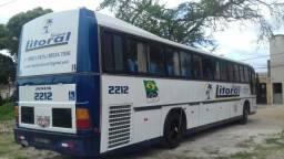 Vende-se ônibus scania, pronto pra trabalhar - 1994