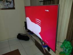 Tv curved 55 smart suhd 4k qled sansung zero