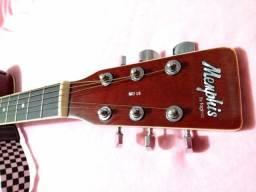 Violão Memphis By Tagima MD-18 Eletroacústico Folk Natural Aço