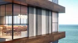 MLS- Apartamento luxuoso na beira Mar!! com 342,66m² , 4suites , 4 vagas