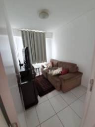 Apartamento com 2 dormitórios para alugar, 56 m² por R$ 1.100,00/mês - Vila Larsen 1 - Lon