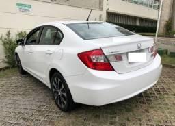 Honda Civic sedan Lxr 2.0 flexione 16v aut 4p