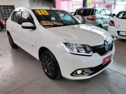 Renault Logan Authentique 1.0 flex completo (impecável)